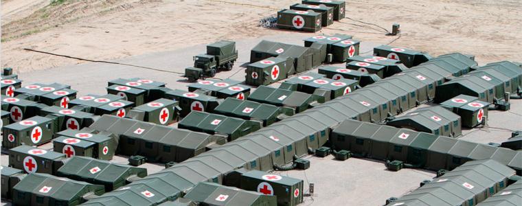 El Pabellón B de IFEBA acogerá el Hospital de Campaña desplegable del ejército español