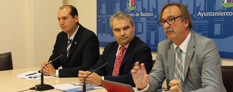 Presentación del XXXI Congreso de Badajoz a los medios
