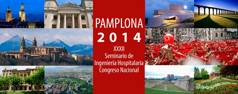 Pamplona será la anfitriona del XXXII Congreso Nacional de Ingeniería Hopitalaria