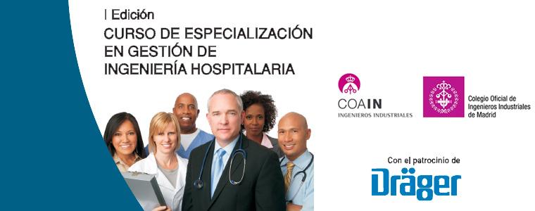 Curso de Especialización en Gestión de Ingeniería Hospitalaria