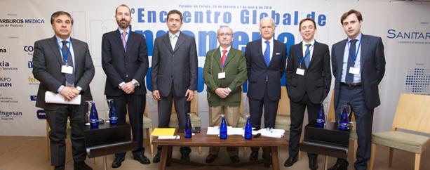 II Encuentro Global de Ingeniería Hospitalaria 2014