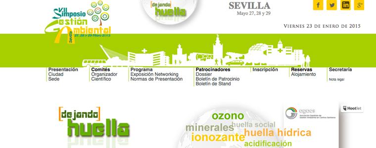 VII Simposio sobre Gestión Ambiental en Centros Sanitarios