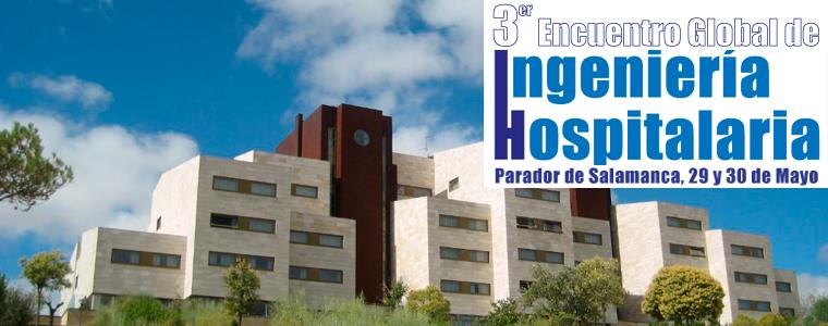 Todo preparado para la celebración del Tercer Encuentro Global de Ingeniería Hospitalaria