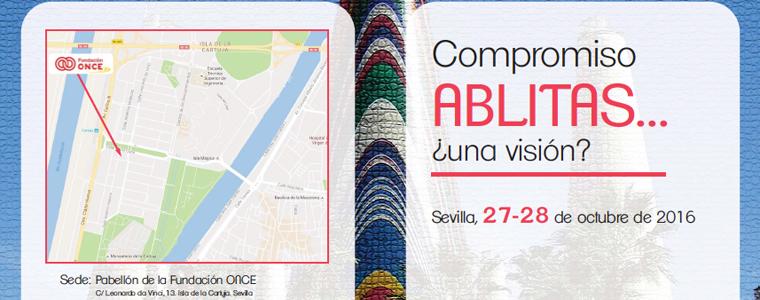 Compromiso Ablitas ¿una visión? tuvo lugar en Sevilla los días 27 y 28 de octubre