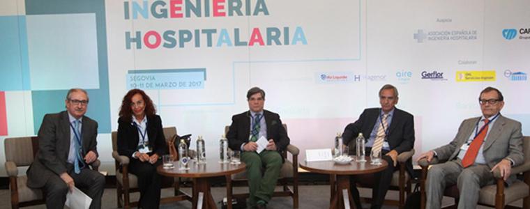 Resumen V Encuentro Global de Ingeniería Hospitalaria celebrado en Segovia