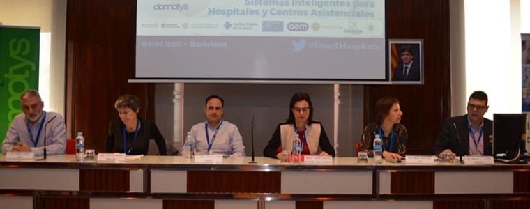 Resumen Jornada Smart Hospitals Barcelona
