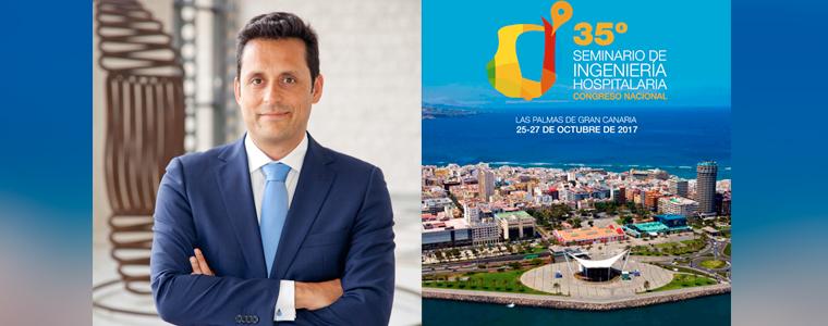 Canarias reunirá a sectores estratégicos de tecnología e innovación en el 35º Congreso Nacional de Ingeniería Hospitalaria