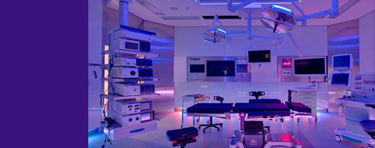 Quirófanos y otras salas blancas hospitalarias: funcionalidad, operación y características técnicas