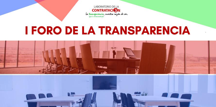 La AEIH colaboró con la celebración del I Foro de la Transparencia de la Contratación Pública