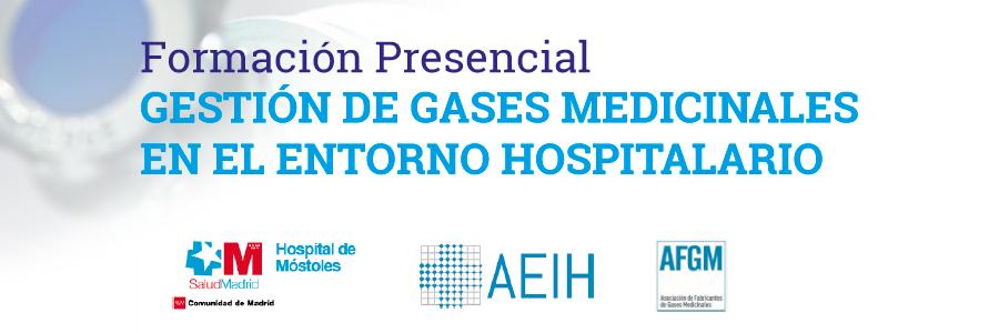 Jornada de Formación Presencial. Gestión de gases medicinales en el entorno hospitalario