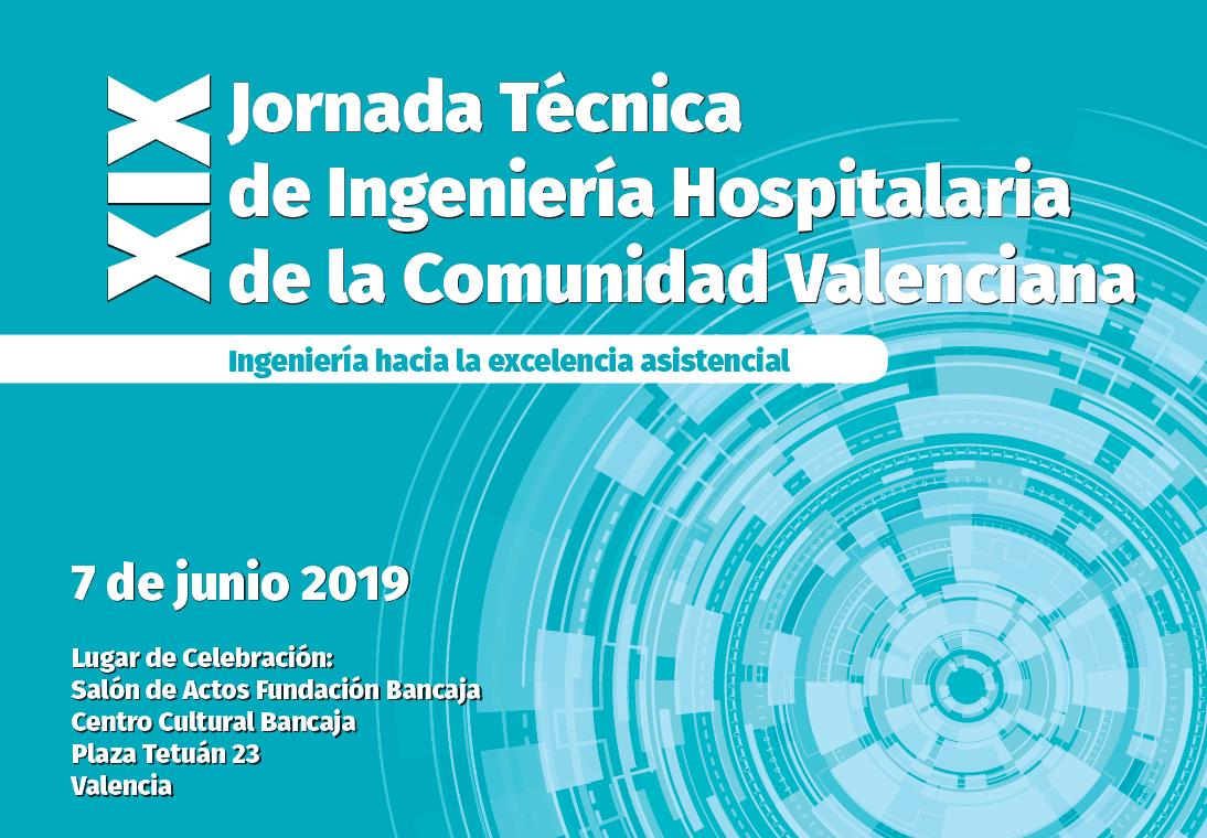 XIX Jornada Técnica de Ingeniería Hospitalaria de la Comunidad Valenciana