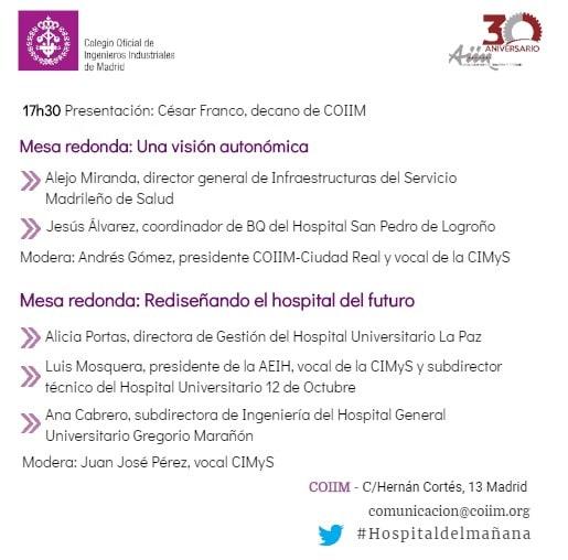 programa-jornada-una-mirada-indiscreta-al-hospital-del-mañana