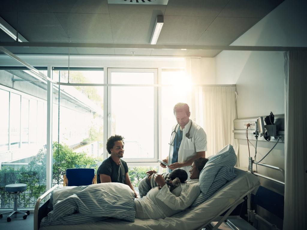 Decálogo para garantizar la seguridad en pacientes obstétricos