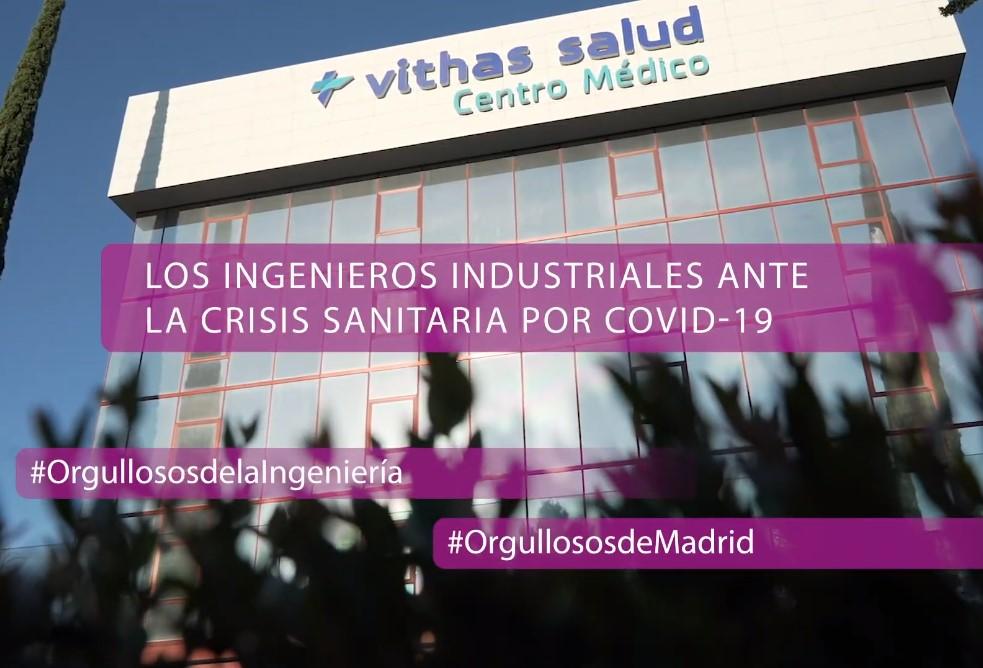 Los ingenieros industriales ante la crisis sanitaria del COVID-19