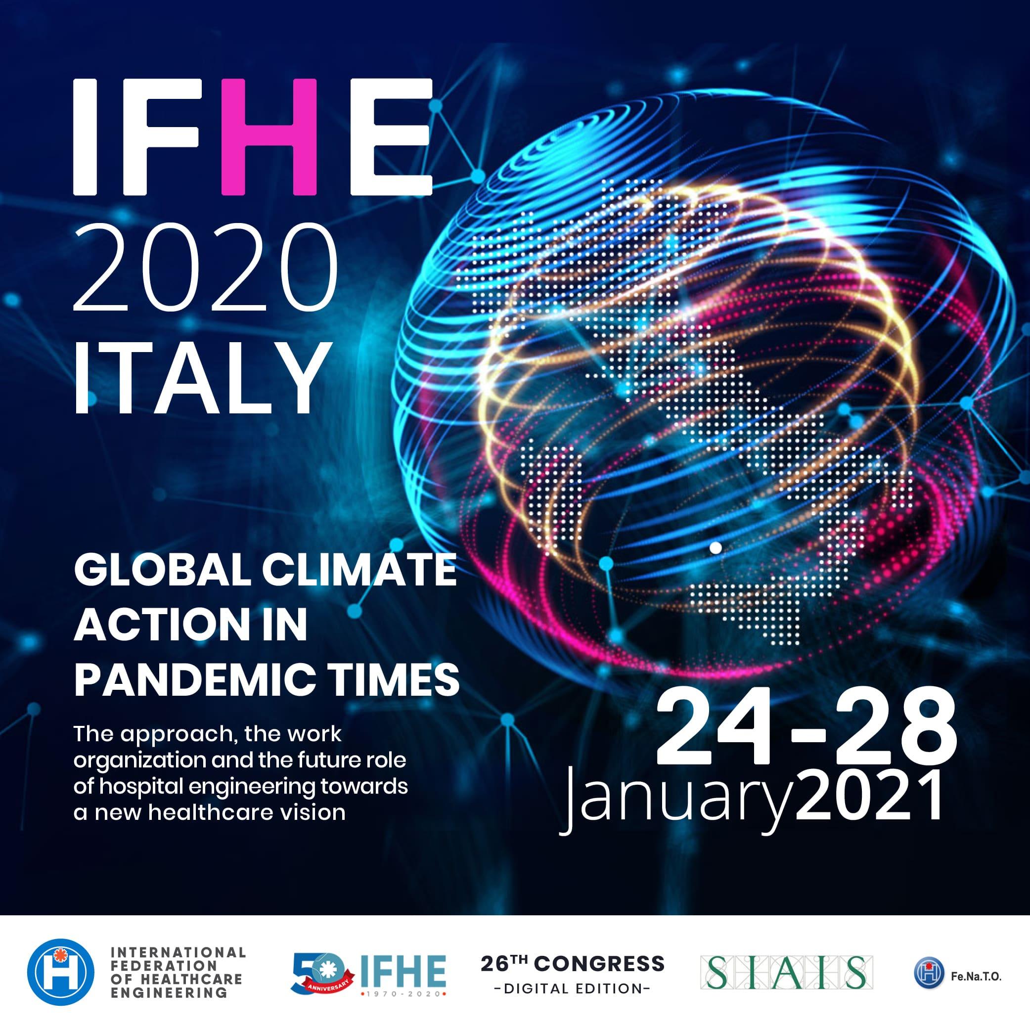 IFHE 2020 Italia – Edición digital 2021