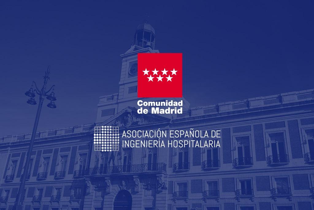 """La Comunidad de Madrid concede la Cruz de la """"Orden del Dos de Mayo"""" a la Asociación Española de Ingeniería Hospitalaria"""