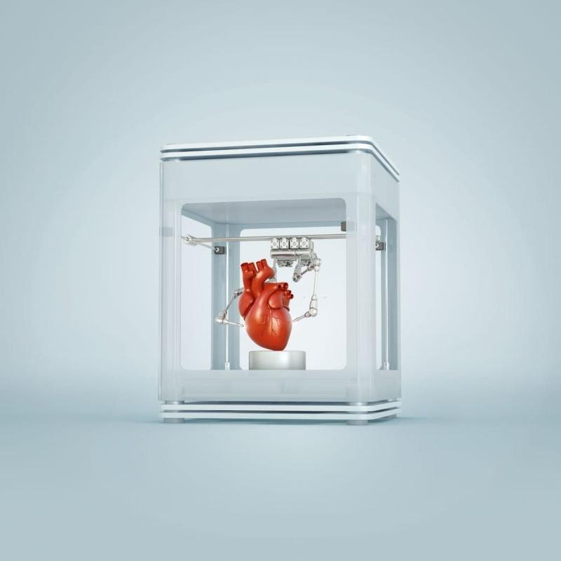 Webinar Gratuito: Impresión 3D en Hospitales